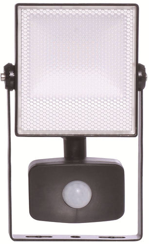 Energizer 10W LED Floodlight PIR Sensor - 6500k Daylight