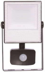 Energizer 20W LED Floodlight PIR Sensor - 6500k Daylight