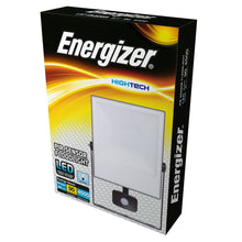 Load image into Gallery viewer, Energizer 50W LED Floodlight PIR Sensor - 6500k Daylight