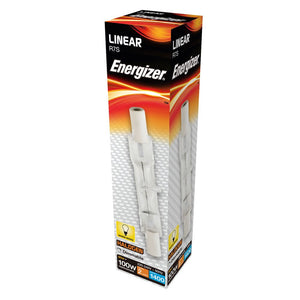 Energizer 80W (100W) R7S Eco Halogen Linear Floodlight Bulb