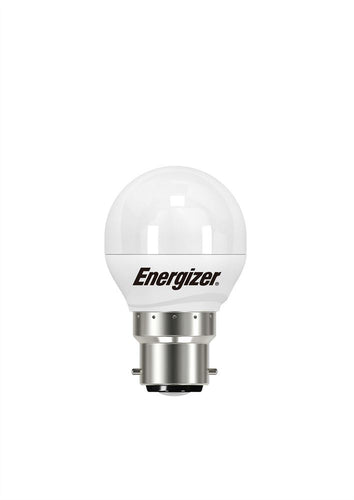 Energizer 6W (40W) LED Golf BC B22 Bulb