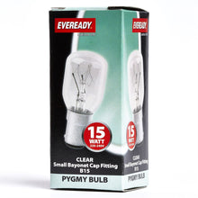Load image into Gallery viewer, Eveready 15W PYGMY SBC B15 Light Bulb
