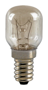 Eveready 15W SES E14 Oven Light Bulb