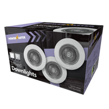 Load image into Gallery viewer, Powermaster White Downlight GU10 3 Pack