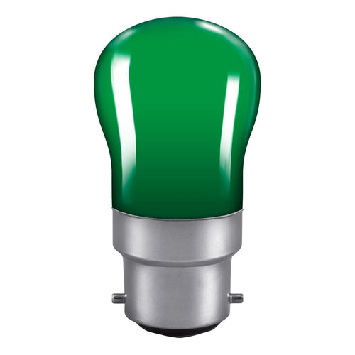 PYGMY light bulb Green BC cap