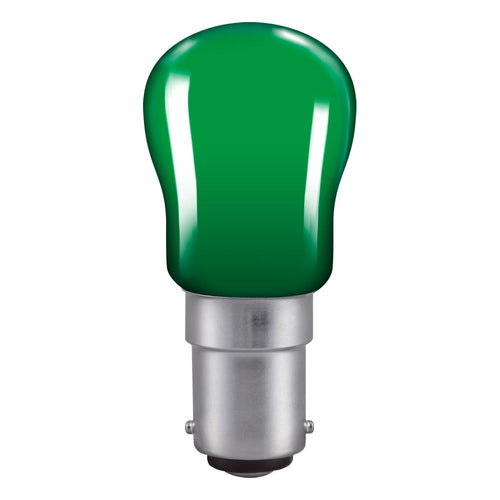 PYGMY light bulb Green SBC cap
