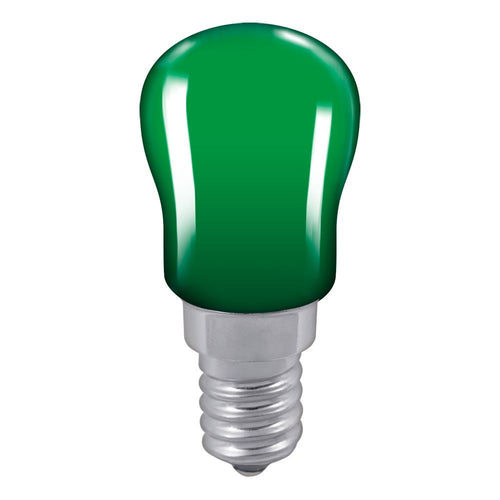 PYGMY light bulb Green SES cap