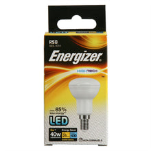 Load image into Gallery viewer, Energizer 6W (40W) LED R50 Reflector SES E14 - Warm White