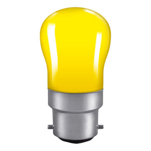 PYGMY light bulb Yellow BC cap