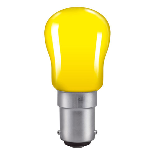 PYGMY light bulb Yellow SBC cap