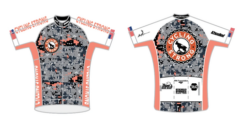 Cycling Strong Speed Jersey
