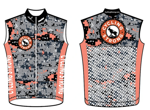 Cycling Strong Vest