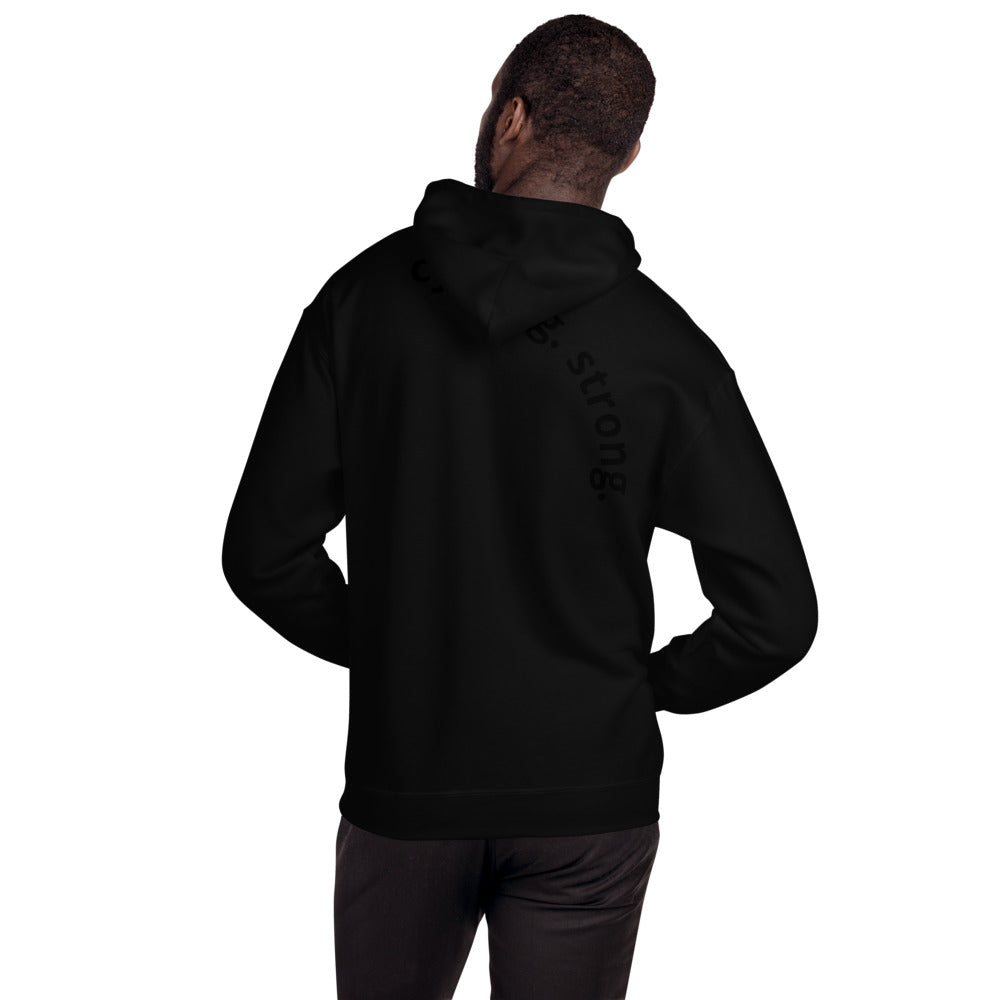 Goatman and Cycling Strong Hoodie (Unisex)