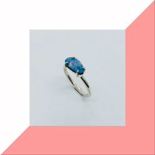 Load image into Gallery viewer, Opal doublet Ring