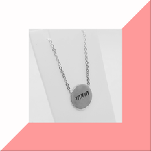 Load image into Gallery viewer, Mothers Day 2020 pendant and chain