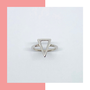 80's love child ring