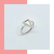 Load image into Gallery viewer, 80's love child ring