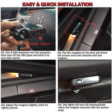 Load image into Gallery viewer, 7.99 Only Today!!!Universal Wireless Car Door LED Projector Light【Recommend buying 4 PCS】