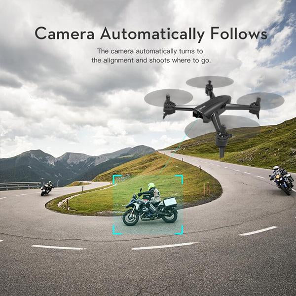 Ultra-Long Endurance - 4K HD Dual Camera Optical Flow Drone