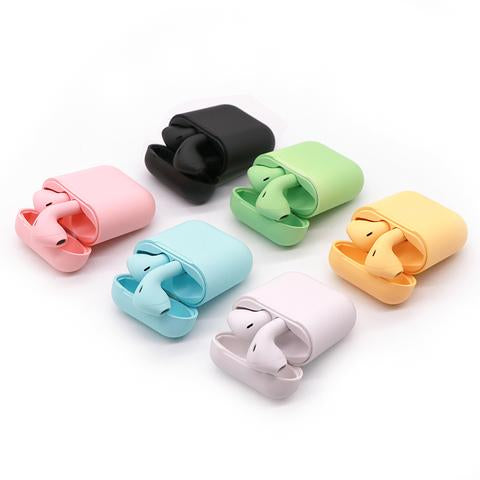 TWS Macarons Wireless Bluetooth Earbuds-20%OFF(GET 2 FOR FREE SHIPPING)