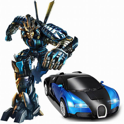 Gesture-Sensing RC Transformer Car - [ Buy 2 for Free Shipping ]