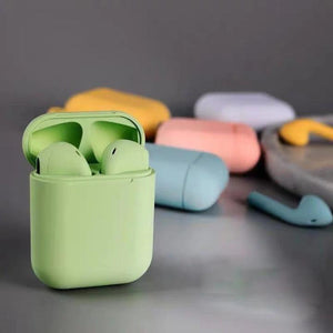 TWS Macaron Earbuds and The Brand New Version - (GET 2 FOR FREE SHIPPING)
