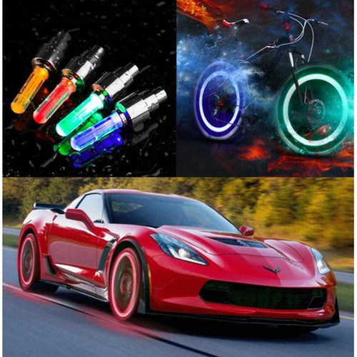 Last Day Promotion - 50% OFF-Waterproof Led Wheel Lights