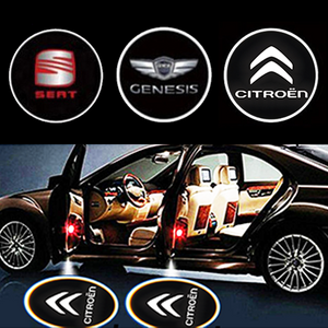 7.99 Only Today!!!Universal Wireless Car Door LED Projector Light【Recommend buying 4 PCS】