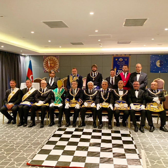 Annual communication of the National Grand Lodge of Azerbaijan