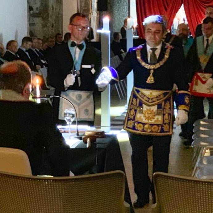 Annual communication of the Grand Lodge of Slovenia