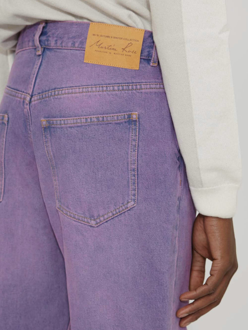 Martine Rose Straight Leg Jeans - Archive Clothing