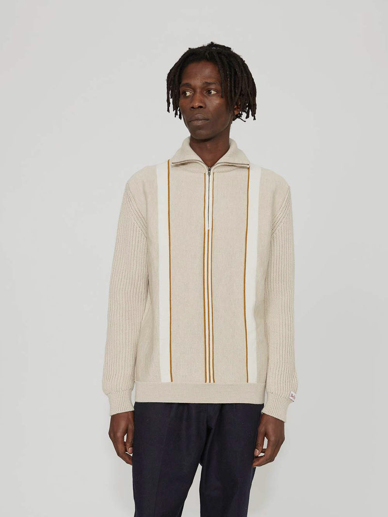 Martine Rose Custom Knit Beige - Archive Clothing
