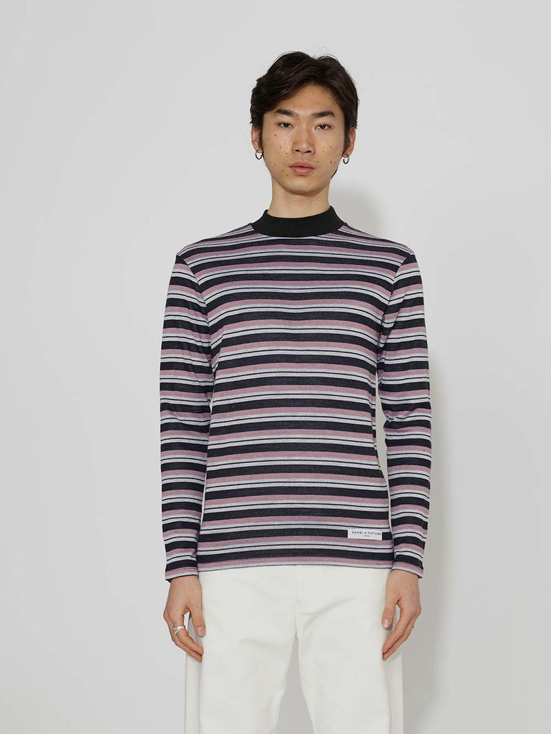 Daniel W Fletcher Liberty Stripe Jersey - Archive Clothing