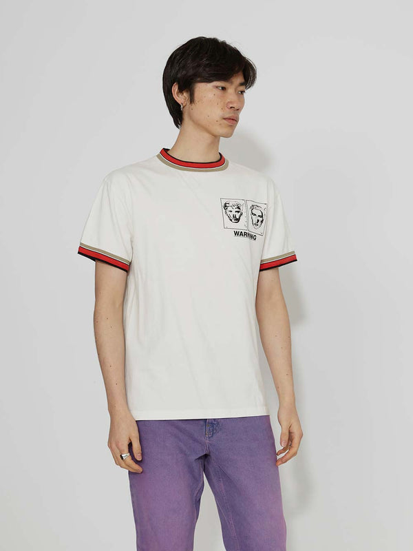 Liam Hodges Pop Chuk T-Shirt - Archive Clothing
