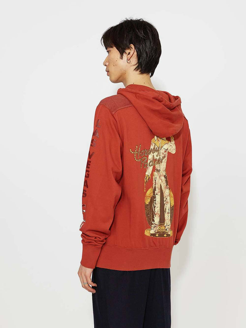 Liam Hodges Casino Cowboy Hoodie - Archive Clothing