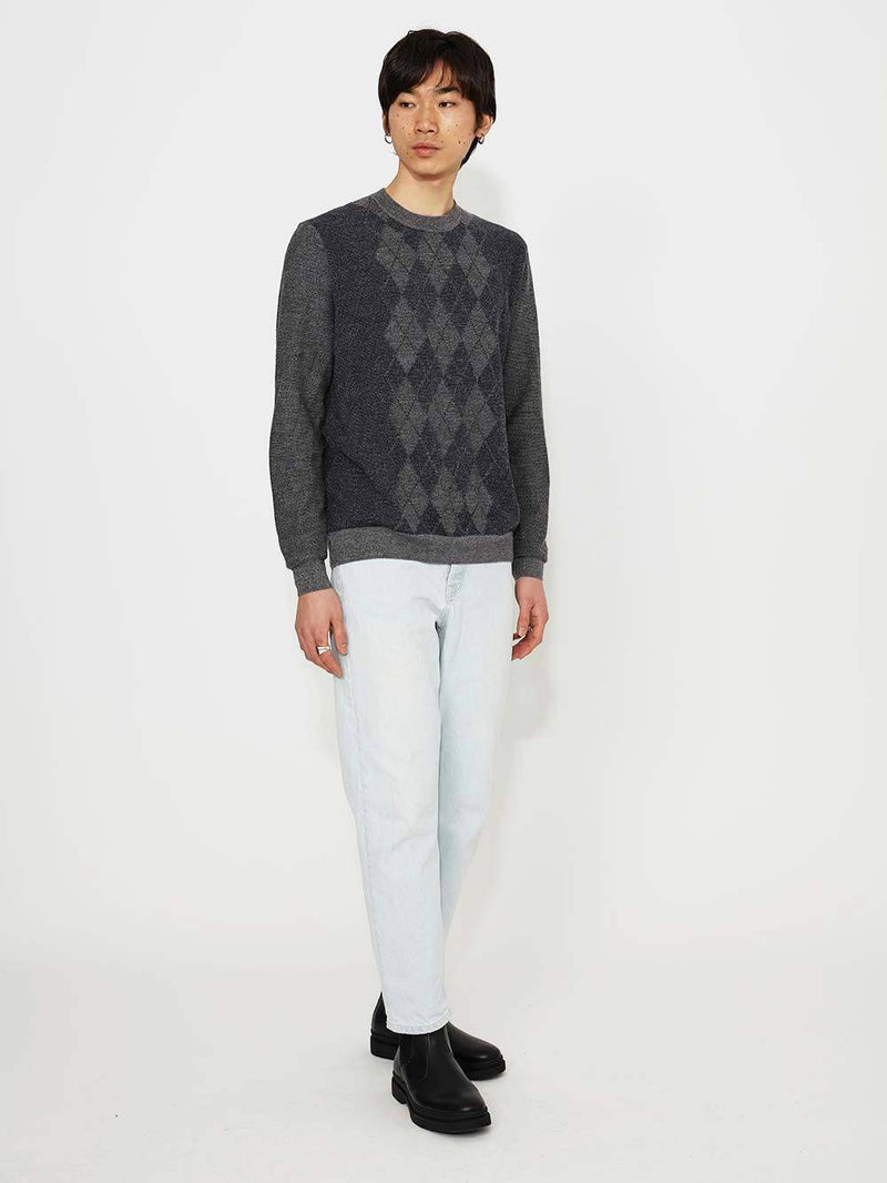 Pringle Of Scotland Argyle Stich Jumper - Archive Clothing