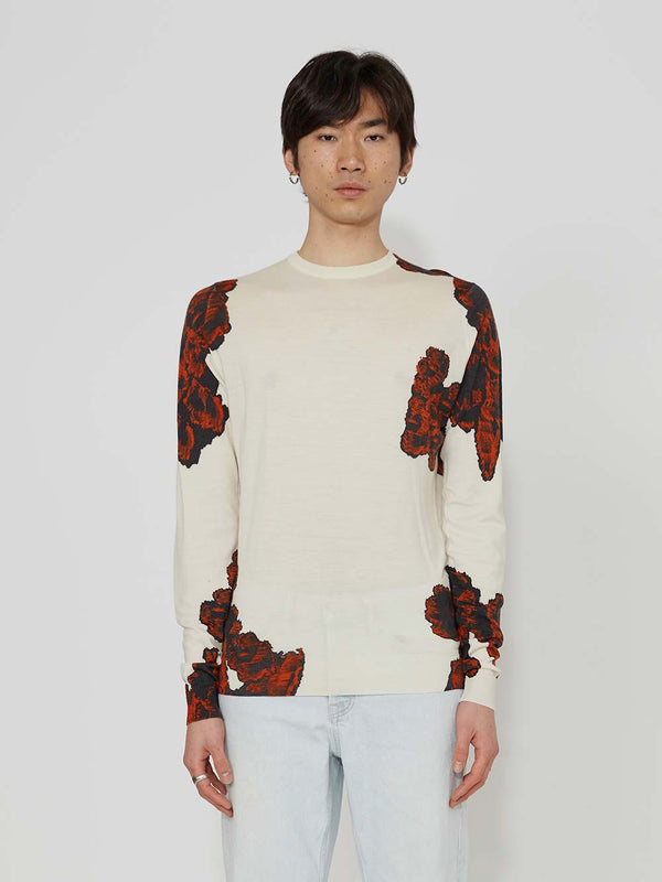 Lou Dalton x John Smedley Cloud Sweater - Archive Clothing