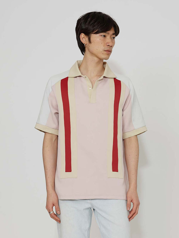 Daniel W Fletcher Oversized Polo - Archive Clothing