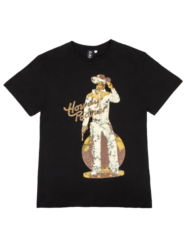 Liam Hodges Casino Cowboy T-shirt - Archive Clothing