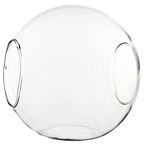 Wholesale 5 5 Inch Glass Terrarium With Open Ends
