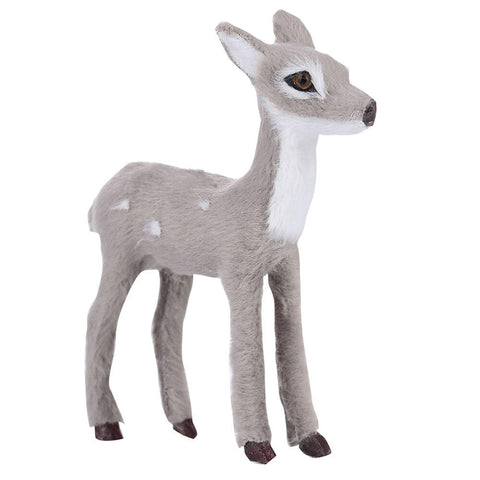 Christmas Reindeer Simulation Home Decoration