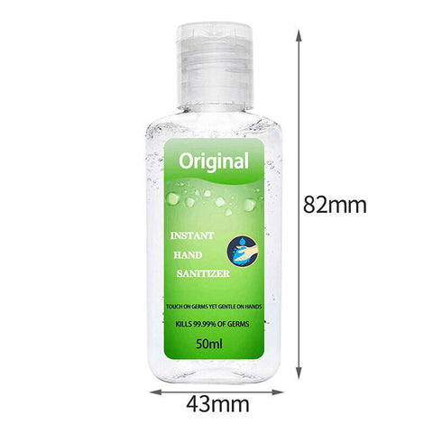 50ML Portable Instant Hand Sanitizer