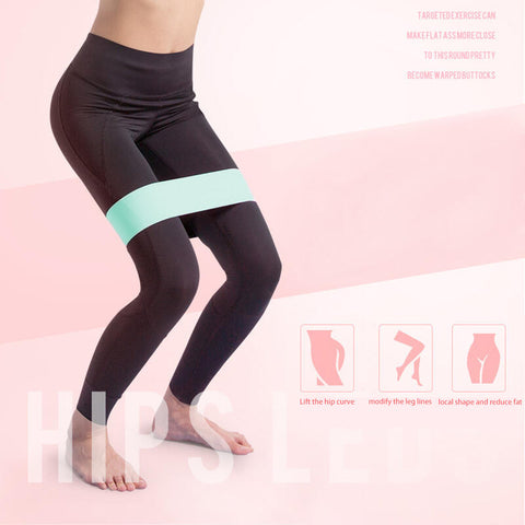 Presale - Anti-Slip Stretch Hip Yoga Sports Band