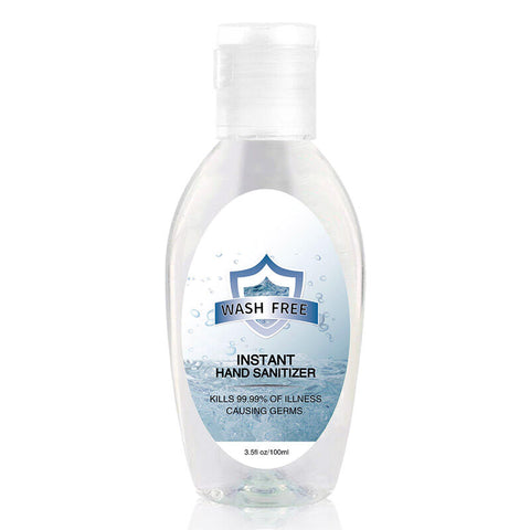 Soft And Non-irritating Rinse Free Antibacterial Hand Sanitizer Gel