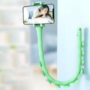 Multifunctional Caterpillar Smart Phone Holder with Suction Cup