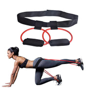 Sports Fitness Training Resistance Belt Band