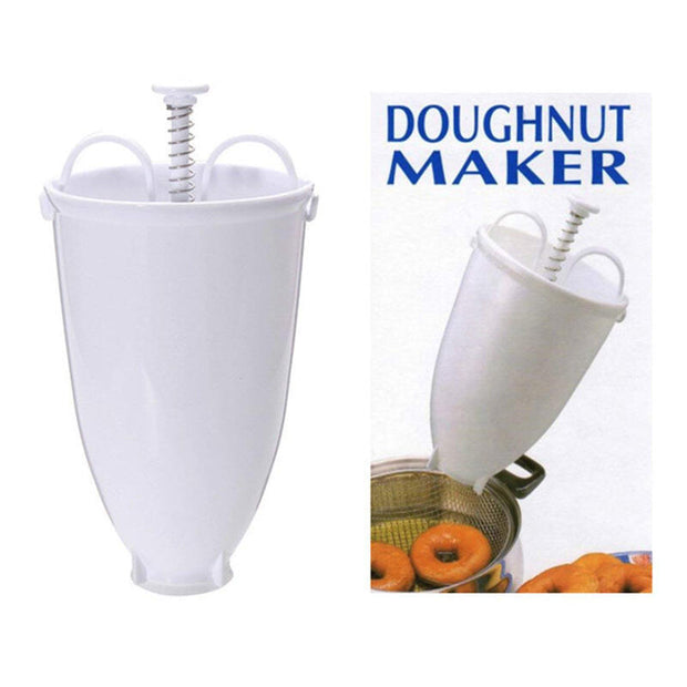 DIY Doughnut Baking Mold