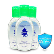 Portable Wash-Free Instant Hand Sanitizer Gel