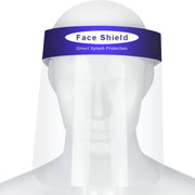 Anti-Spittle Face Shield