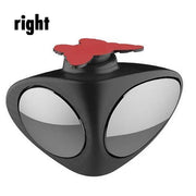 Car Blind Spot Mirror Wide Angle Car Rearview Mirror
